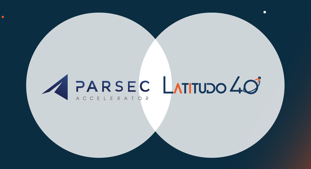 Latitudo 40 selected as one of the 100 start-ups inside Parsec Accelerator