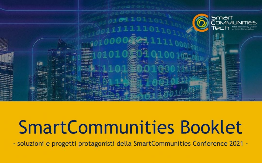 SmartComunities Booklet: there we are