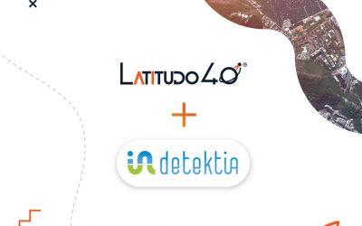 Latitudo 40 to partner with Detektia