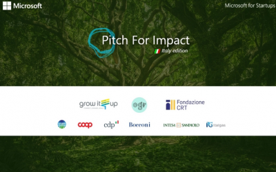 Latitudo selected for Microsoft's Pitch for Impact